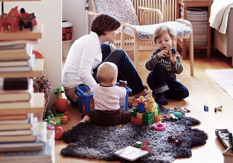 Barnsäkerhet i hemmet   ICA Försäkring